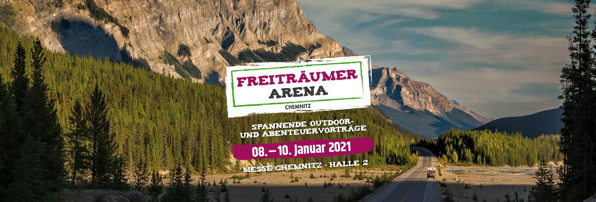 Reisen & Caravaning | 8. bis 10. Januar 2021 | Messe ...